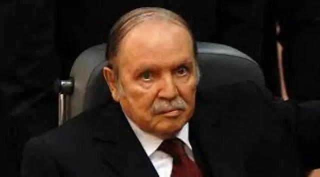 Algeria, il presidente Abdelaziz Bouteflika.