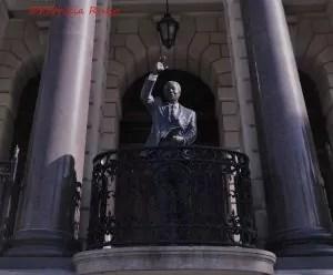 Statua di Nelson Mandela_Cape Town Ph. P.Russo/IT24
