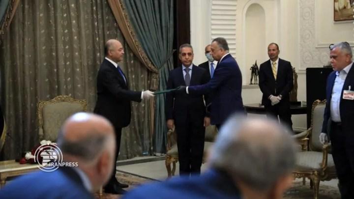 Irak, il nuovo primo ministro incaricato Mustafa al Kazemi (ph. Iranpress).