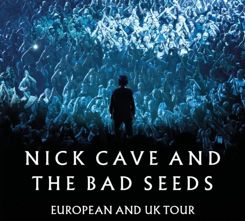 Nick Cave European Tour