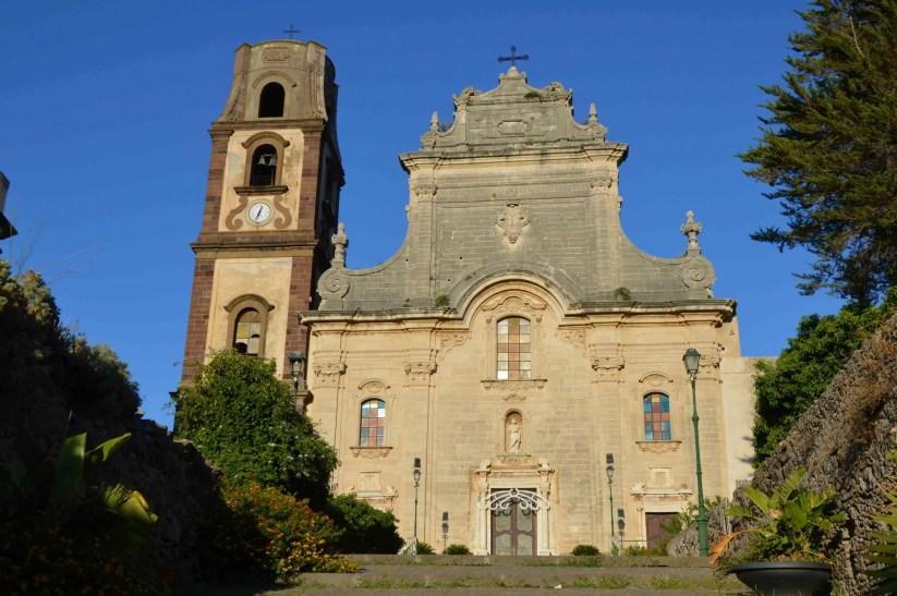 Lipari, Cattedrale di San Bartolomeo (Ph. P.Russo/IN24).