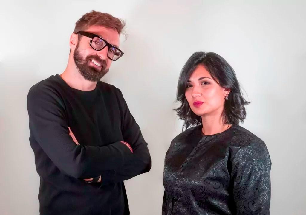 Alice Palumbo e Luca Borsoni Previdi.