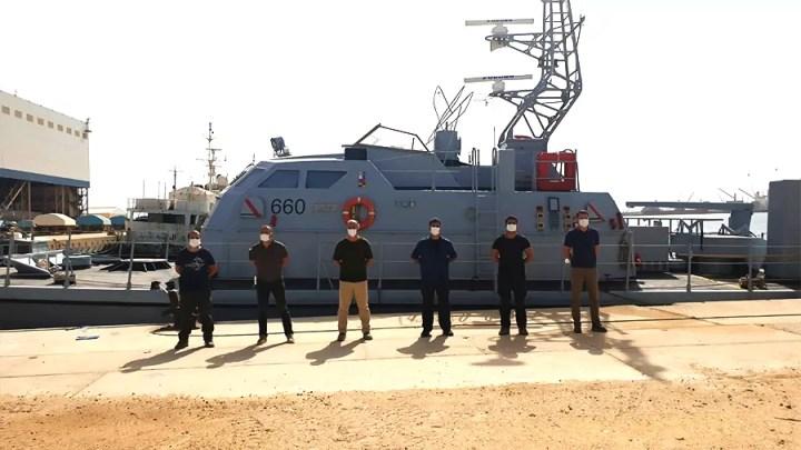 La Turchia fornisce alla Libia addestramento del personale della Guardia costiera (ph. Libya Observer).