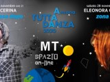 """""""A tutta danza"""" di Marche Teatro va in streaming dal Teatro delle Muse di Ancona: il 27 novembre Helen Cerina e il 28 Eleonora Greco. #ATuttaDanza #MarcheTeatro #TeatroDelleMuse #HelenCerina #EleonoraGreco"""