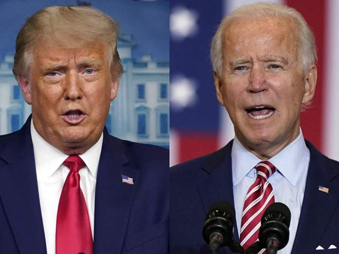 Usa Politica Presidenziali Biden Trump