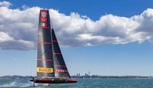 America's Cup, semifinali raggiunte per Team Luna Rossa Prada Pirelli