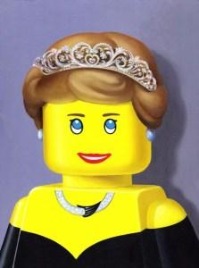 Lady D_Olio di
