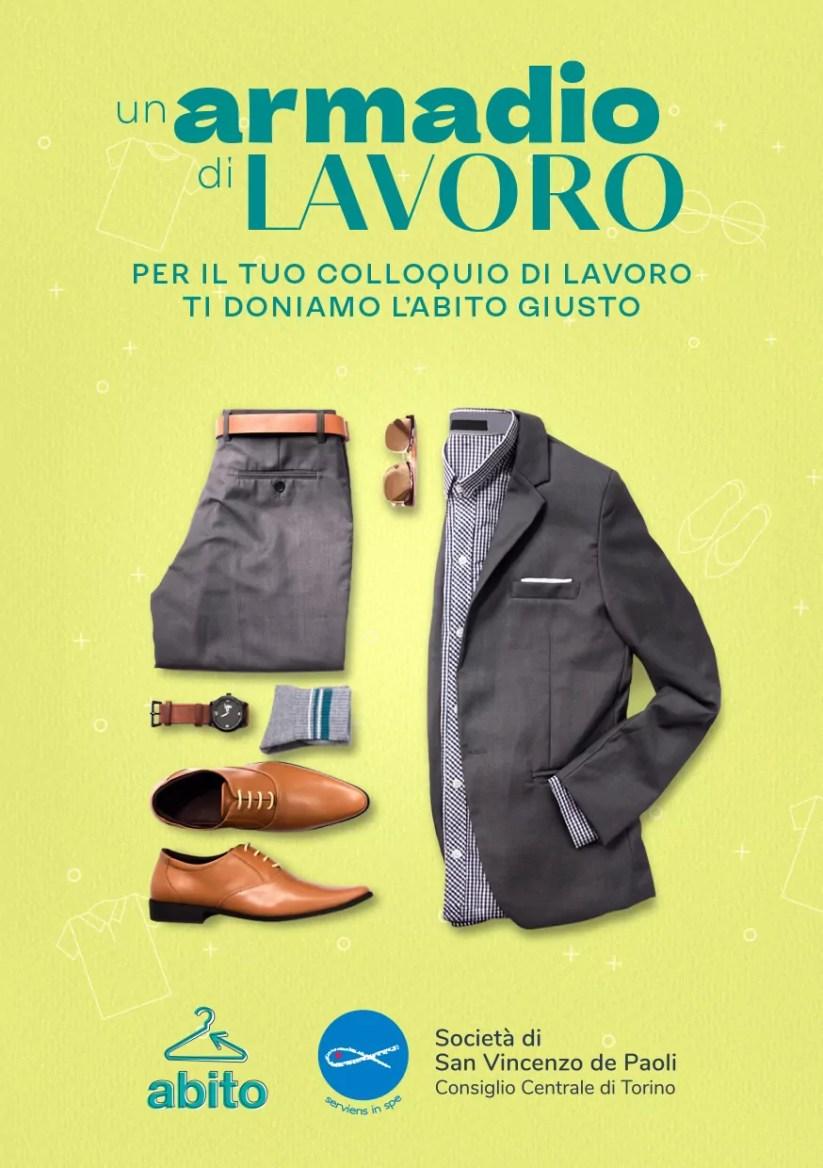Abiti gratis a chi sostiene colloqui di lavoro: a Torino l'iniziativa Un armadio di lavoro