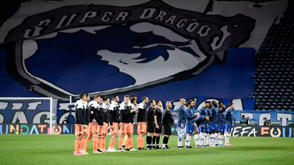 Champions League: Porto-Juventus: disfatta Juve! 2-1 in Portogallo. (credit Juventus Foto Gallery)