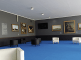 Capodimonte, al via i vaccini tra i capolavori Allestita nella Fagianeria del Real Bosco una sala con le riproduzioni dei quadri