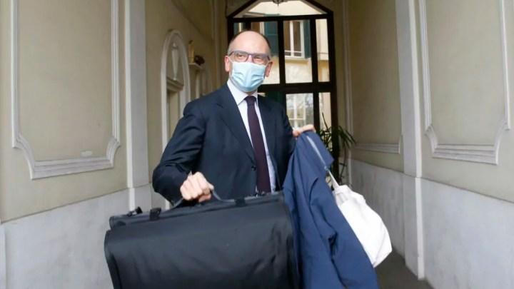 Letta di ritorno a Roma.