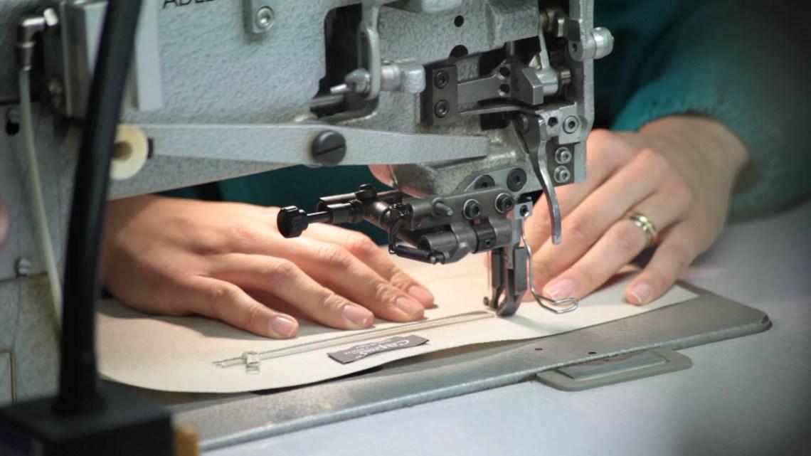 Pelletteria industria tessile manifattura
