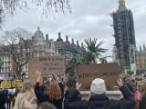 La manifestazione Kill the Bill a Londra il 3 aprile 2021 (Copyright: Rebecca Faioni / IN24).