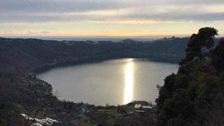 Comuni lacuali Lago di nemi RomaComuine