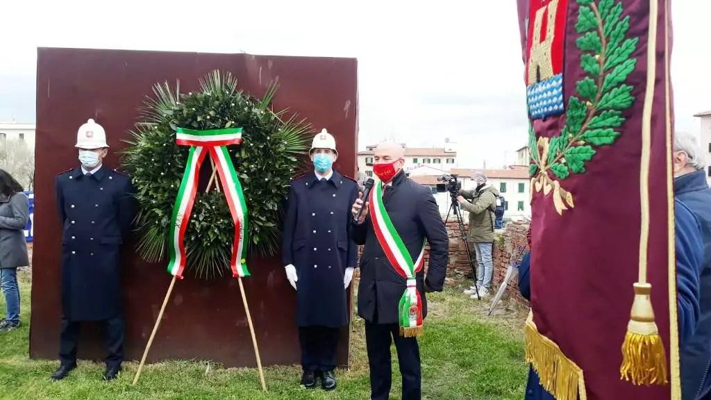 Moby Prince Monumento Livorno