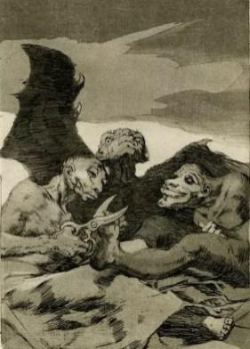 Goya fisionomista