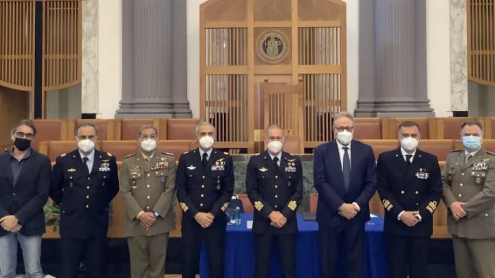 Sicurezza, accordo tra Federico II e Comando operazioni in Rete - COR
