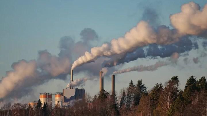Emissioni di metano