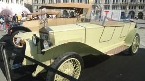 Diatto 20S del 1924, carrozzeria tipo Bateau, costruita da E. Mouche a Lione (foto C. Carugati / In24).