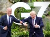 Incontro tra il Presidente Usa Joe Biden e il primo ministro britannico Boris Johnson in Cornovaglia alla vigilia del G7 (foto Boris Johnson / Facebook).