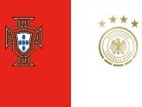 Portogallo-Germania: spettacolo a Monaco di Baviera, i tedeschi vincono 4 a 2. Stop per la Francia in Ungheria; pari tra Spagna e Polonia. (credit Stadiosport)