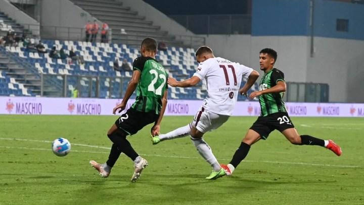 Sassuolo-Torino, 0-1: ingrana Juric, seconda vittoria consecutiva per il Toro. In Emilia, tante azioni granata, poi chiude Pjaca all'83esimo.