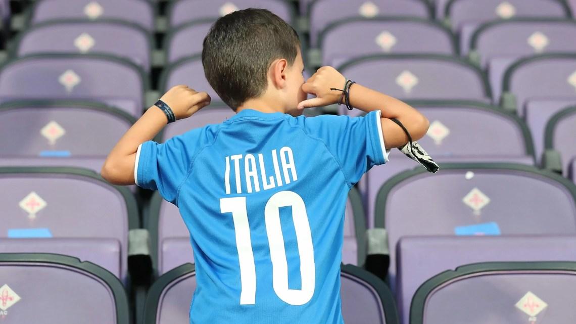 Italia-Bulgaria: ritornano in campo all'Artemio Franchi di Firenze gli Azzurri di Mister Mancini. Contro la Bulgaria c'è Chiesa, ma è solo 1-1. (Credit FIGC.it)