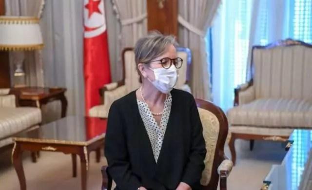 Tunisia Najla Bouden Romdhane