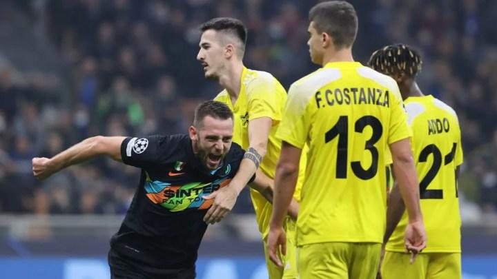 Inter-Sheriff, 3-1: Inzaghi ci prova e guadagni i primi tre punti in Champions di stagione. Prima Dzeko con il sinistro al volo, poi pareggiano i moldavi. Vidal e De Vrij nel finale regalano la vittoria.