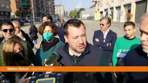 """Ballottaggio Torino, Salvini """"La città ha voglia di futuro"""""""