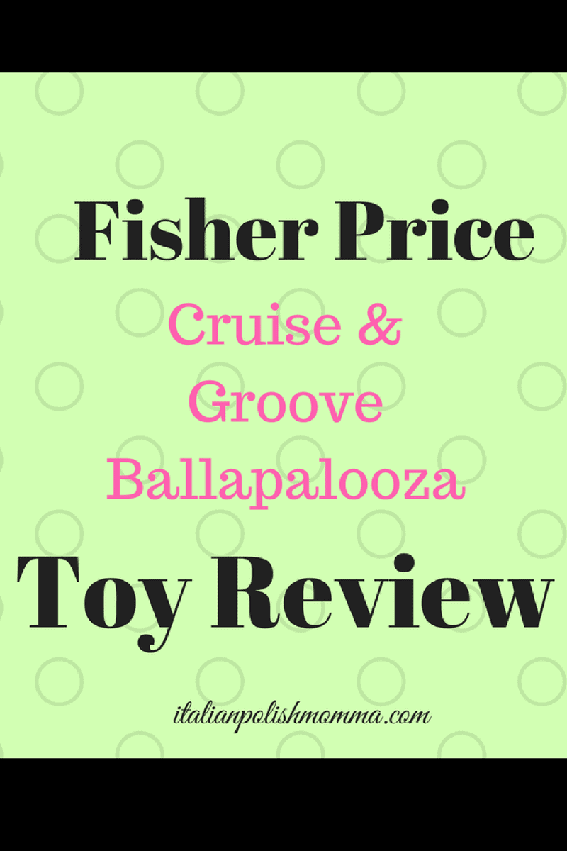 Fisher Price Cruise & Groove