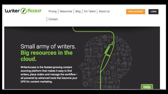 Freelance writing jobs/WritersAccess