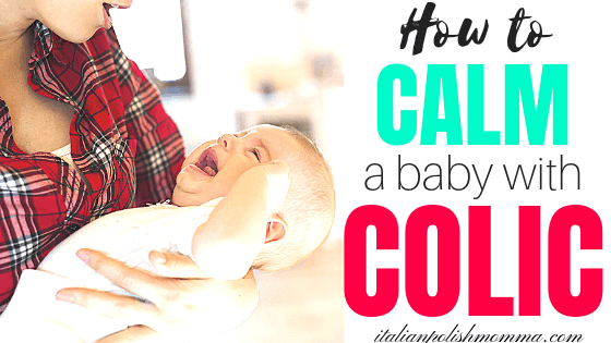 Colic baby remedies