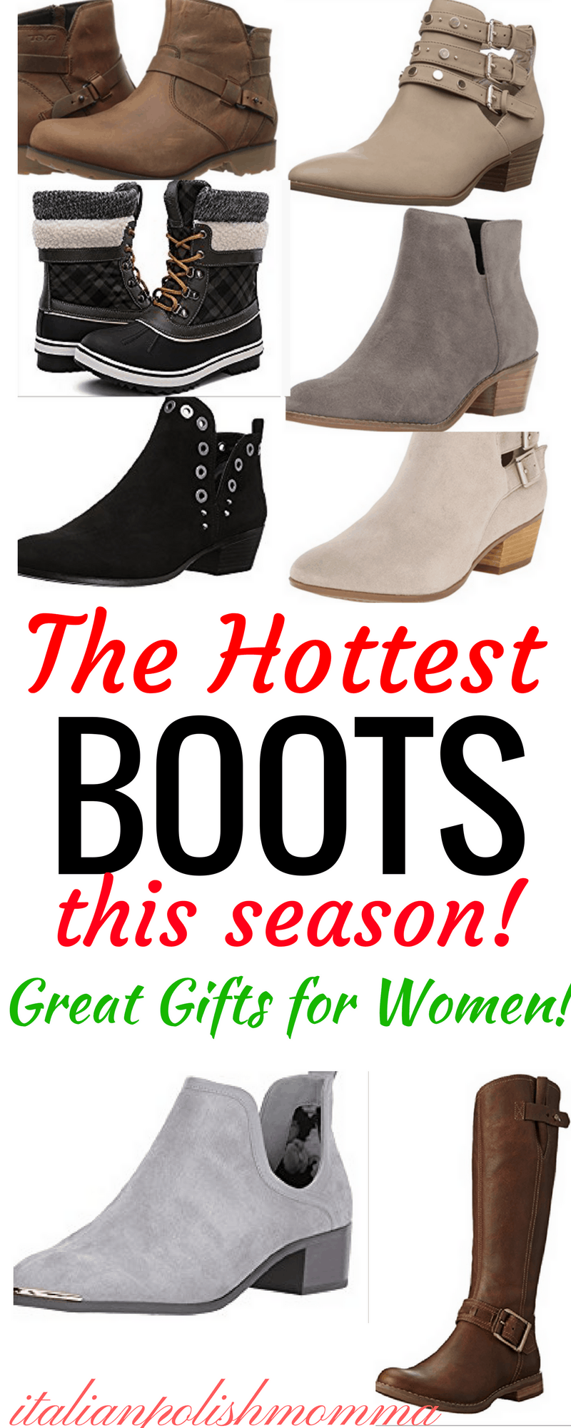 Hottest Boots This Season!