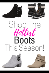 Shop the hottest boots this season
