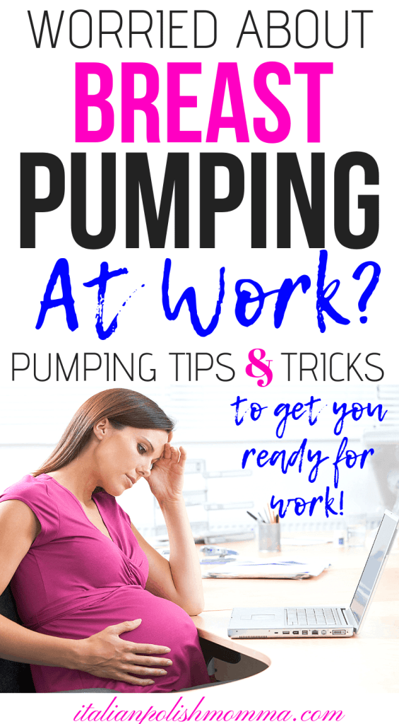 Pumping tips and tricks for work