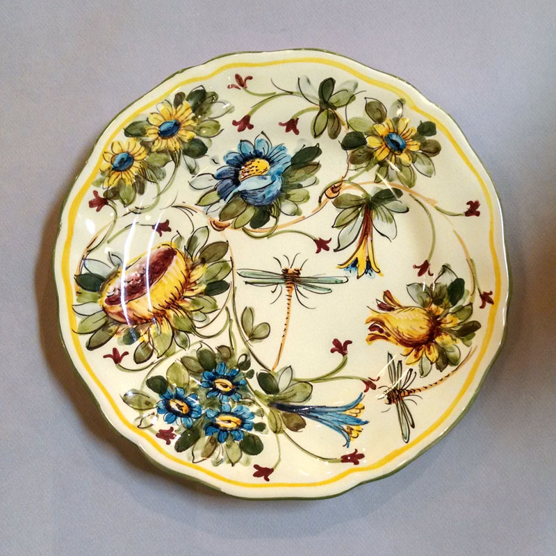 Antique Bowls And Trays
