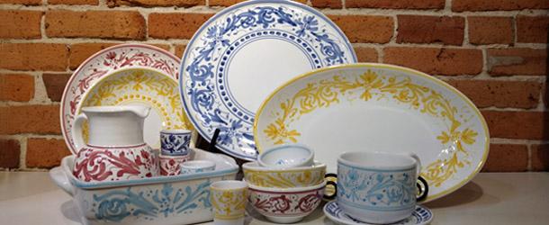 oven safe italian ceramics finally