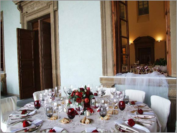 Pope Villa weddings