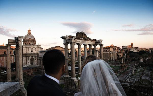 wedding-in-Roman-Forum-Rome