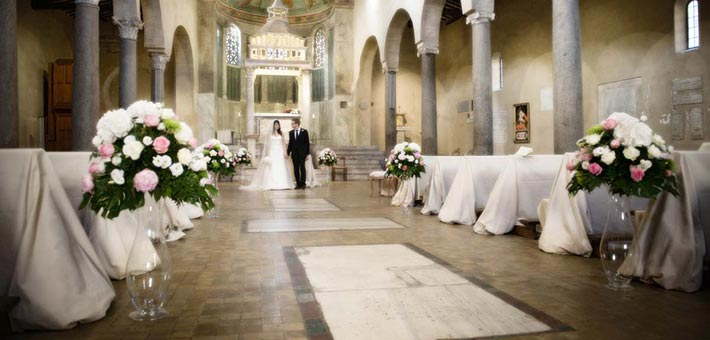 wedding-San-Giorgio-Velabro-church
