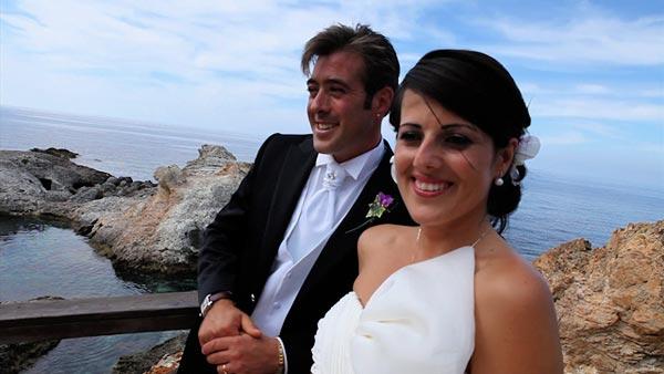 wedding planners on Ponza Island