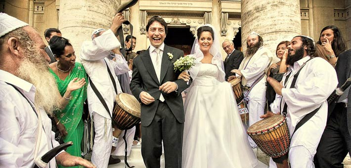 jewish-wedding-in-Rome-synagogue