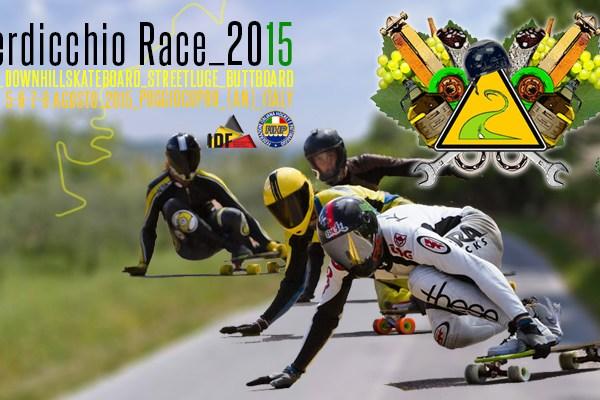 Verdicchio Race 2015 - Campionato Italiano DH Skateboard