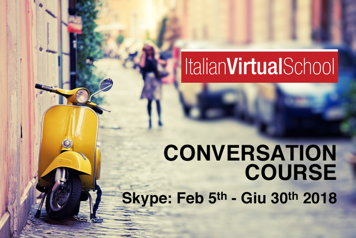 Conversation Course on Skype