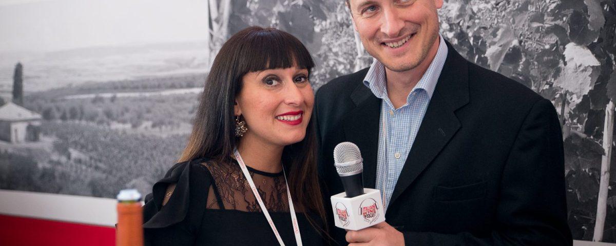 Elena Fucci and Monty Waldin