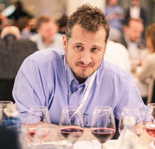 Monty Waldin, Italian Wine Podcast host