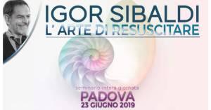 L'Arte di resuscitare - Igor Sibaldi