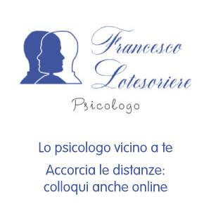 Francesco Lotesoriere - Psicologo