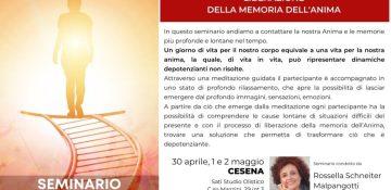 Liberazione Memoria dell'Anima